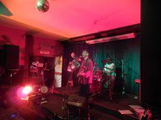 Traband klubový koncert