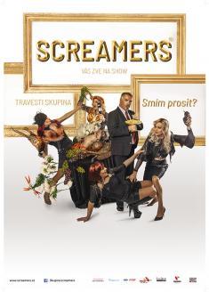 Screamers travesti skupina